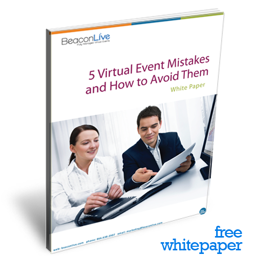 Free Download: 5 Virtual Event Mistakes and How to Avoid Them