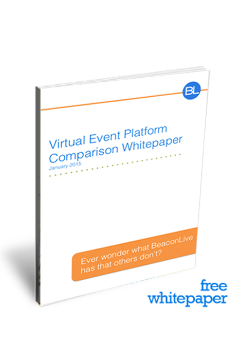 Free Download: Virtual Event Platform Comparison White Paper