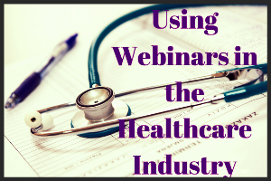 webinars in healthcare