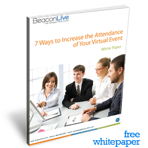 Free Download: 7 Ways to Increase the Attendance of Your Virtual Event