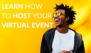 Hosting your virtual event!