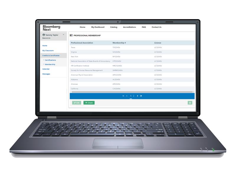 Beacon360: Professional Memberships