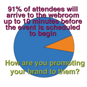Event Lobby Branding