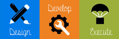 design-develop-execute