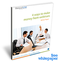 Free Download: 4 Ways to Make Money from Webinars