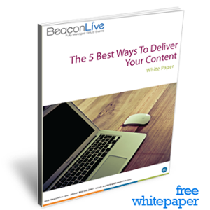Free Download: The 5 Best Ways to Deliver Your Content