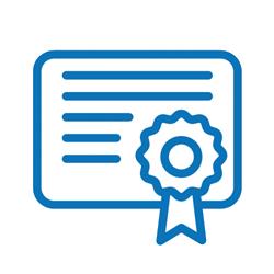 certification