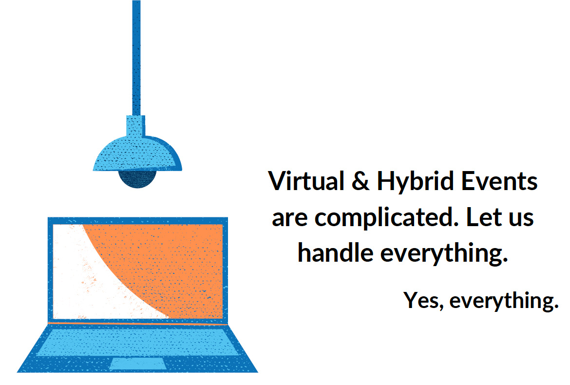virtual-hybrid-events